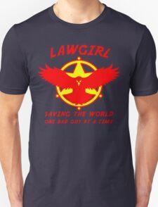 Lawgirl Unisex T-Shirt
