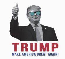Trump One Piece - Short Sleeve