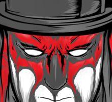 WWE Ripper Demon Finn Sticker