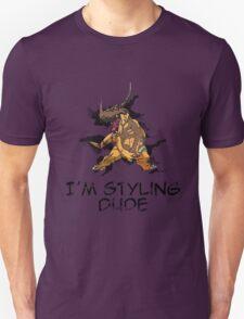 I'm Styling Dude - Greymon Unisex T-Shirt