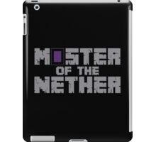 master nether iPad Case/Skin