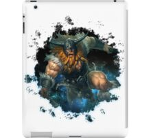 Olaf Splash iPad Case/Skin