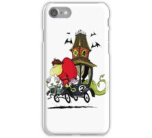 Gruesome Twosome Wacky Races iPhone Case/Skin