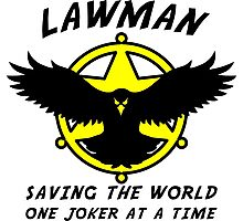 Lawman Photographic Print