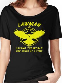 Lawman Women's Relaxed Fit T-Shirt