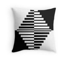 Geometric Diamond 1 Throw Pillow