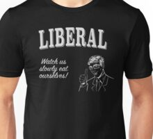 Liberal - Eat Ourselves Unisex T-Shirt