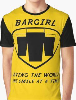 Bargirl Graphic T-Shirt
