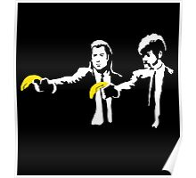 Banksy Pulp Fiction Poster