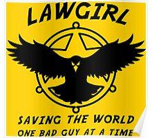 Lawgirl Poster