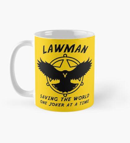 Lawman Mug