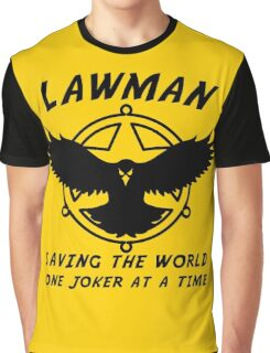 Lawman Graphic T-Shirt