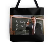 Always Be Coding Tote Bag