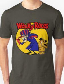 Wacky Races Boy and Dog Unisex T-Shirt