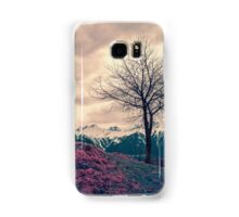 Japanese Mountains Samsung Galaxy Case/Skin