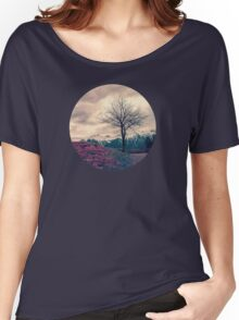 Japanese Mountains Women's Relaxed Fit T-Shirt