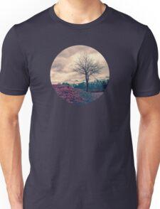 Japanese Mountains Unisex T-Shirt