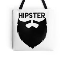 Hipster-beards Tote Bag
