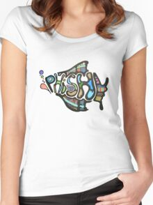 Phish Rock Band Women's Fitted Scoop T-Shirt
