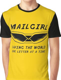Mailgirl Graphic T-Shirt