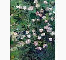 1889-Vincent van Gogh-Roses-33x41,3 Unisex T-Shirt