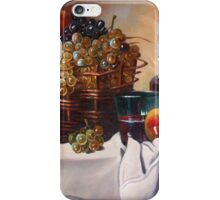 fruitful autumn iPhone Case/Skin