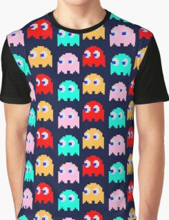 The Adorable Ghosts Graphic T-Shirt