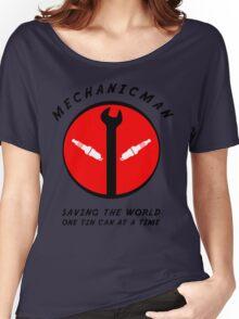 Mechanicman Women's Relaxed Fit T-Shirt