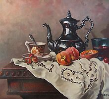 with afternoon tea by dusanvukovic
