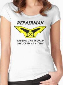 Repairman Women's Fitted Scoop T-Shirt