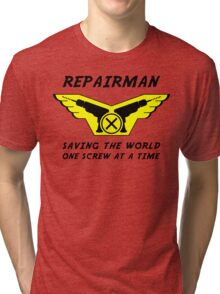 Repairman Tri-blend T-Shirt