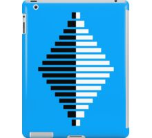 Diamond on Blue iPad Case/Skin