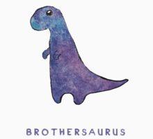 Brothersaurus One Piece - Short Sleeve