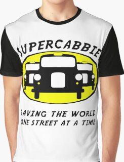Supercabbie Graphic T-Shirt