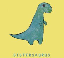 Sistersaurus Kids Tee