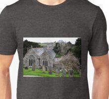 Feock Church.  Cornwall  UK Unisex T-Shirt