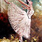 ballerina - IV by dusanvukovic
