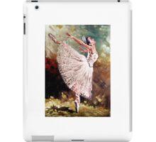 ballerina - IV iPad Case/Skin
