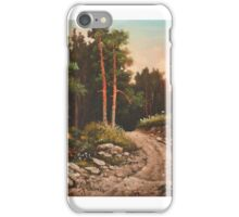Motif from Zlatibor iPhone Case/Skin
