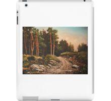 Motif from Zlatibor iPad Case/Skin