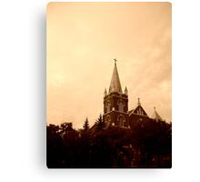 Sacred Heart Church of the First Peoples: Edmonton, Alberta Canvas Print
