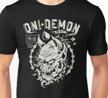 Oni Demon Unisex T-Shirt