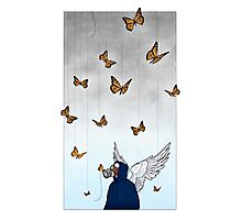 Butterly Photographic Print