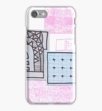 City Scape 2 iPhone Case/Skin