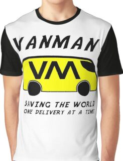 Vanman Graphic T-Shirt