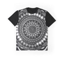 Mandala Close up  Graphic T-Shirt