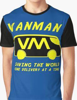 Vanman Graphic T-Shirt