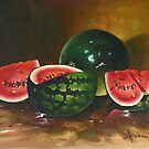 watermelons by dusanvukovic