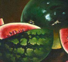 watermelons Sticker