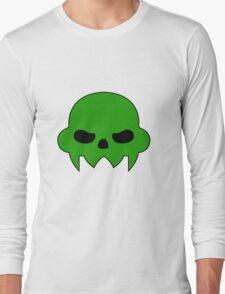 Jake English logo from Homestuck Long Sleeve T-Shirt